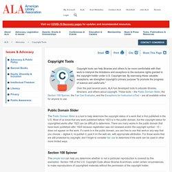 Advocacy, Legislation & Issues