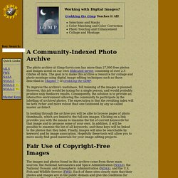Copyright-Free Photo Archive: Public Domain Photos and Images