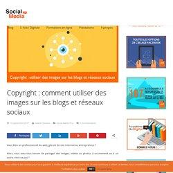 Copyright : comment utiliser des images sur les blogs et réseaux sociaux
