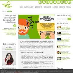 Copyright, Copyleft y Creative Commons