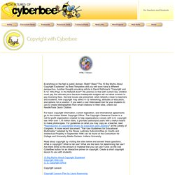 Copyright with Cyberbee