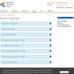 Information & Copyright Facts