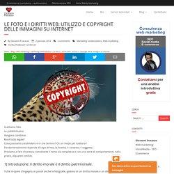 Foto copyright su internet: i diritti e il web, il blog, Facebook...