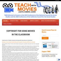 07.Info.Teach With Movies