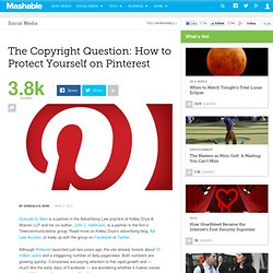 The Copyright Question: How to Protect Yourself on Pinterest - Aurora