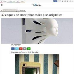 30 coques de smartphones les plus originales
