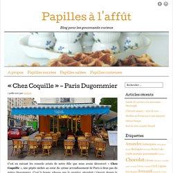 Chez Coquille75012