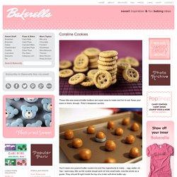 Coraline Cookies