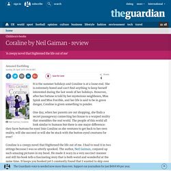 Coraline by Neil Gaiman - review