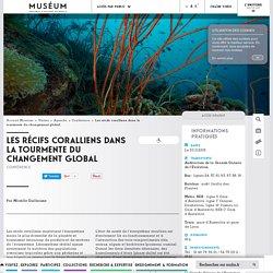 Les récifs coralliens dans la tourmente du changement global