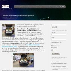 Corbillards limousines Bergadana Funexpo Lyon 2016