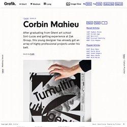 Corbin Mahieu