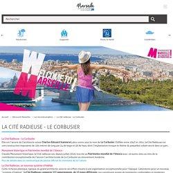 Visiter La Cité radieuse et Le Corbusier - Les lieux touristiques à Marseille