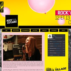 Musique : Festival Rock Estuaire à Cordemais les 12/13 juin