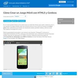 Cómo Crear un Juego Móvil con HTML5 y Cordova