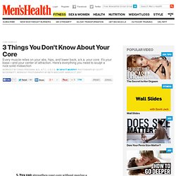 Core Workout | Mens Health