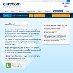 Corecom Consulting