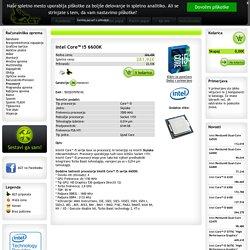 Intel Core™ i5 6600K