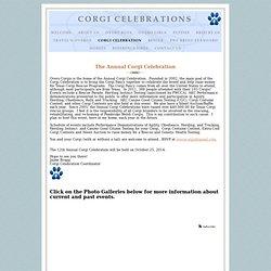 Corgi Celebrations