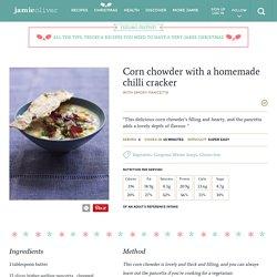 Corn Chowder & Pancetta