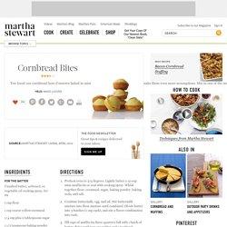 Cornbread Bites Recipe