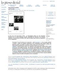 Jef Cornelis : Documenta 5 (DVD) – Les presses du réel