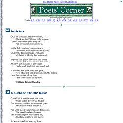 William Ernest Henley - Selected Works.url