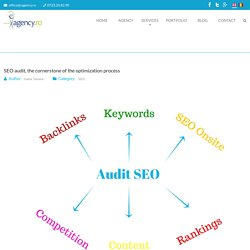 SEO audit, the cornerstone of the optimization process
