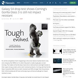 Galaxy S4 drop test shows Corning's Gorilla Glass 3 is still not impact resistant