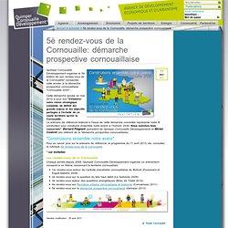5è rendez-vous de la Cornouaille: démarche prospective cornouaillaise / Actualité / Accueil - Quimper Cornouaille Développement