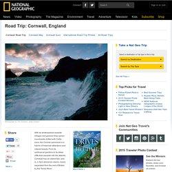 Road Trip: Cornwall, England