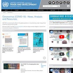 Coronavirus (COVID-19) : News, Analysis and Resources