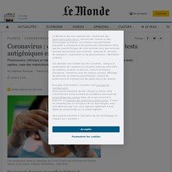 Coronavirus : débuts compliqués pour les tests antigéniques en France