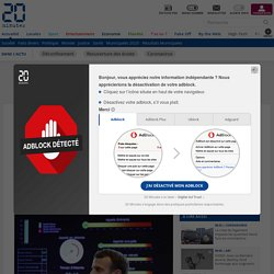Coronavirus: La France informée le 31décembre de l'apparition du Covid-19, selon le Quai D'Orsay...