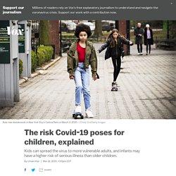 Coronavirus chez les enfants: pourquoi nous devons protéger les enfants contre Covid-19