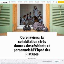 Coronavirus : la cohabitation «très douce» des résidents et personnels à l'Ehpad des Platanes