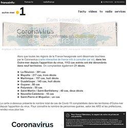 Coronavirus : combien de cas Outre-mer ? ...