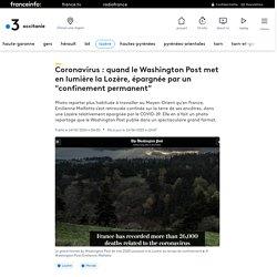 """Coronavirus : quand le Washington Post met en lumière la Lozère, épargnée par un """"confinement permanent"""""""