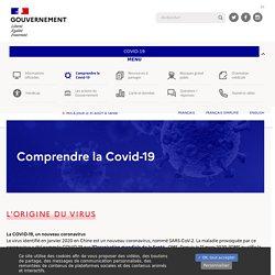 Info Coronavirus COVID-19 - Comprendre le covid-19