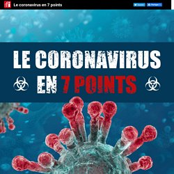 RFI - Le coronavirus Covid-19 en 7 points