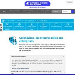 Coronavirus COVID19 entreprise