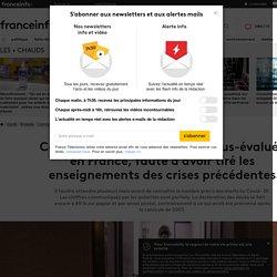 Coronavirus : une mortalité sous-évaluée en France, faute d'avoir tiré les enseignements des crises précédentes...