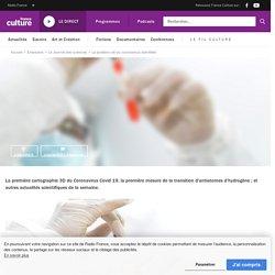 FRANCE CULTURE 21/02/20 LE JOURNAL DES SCIENCES - La protéine clé du coronavirus identifiée