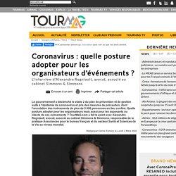 Coronavirus : quelle posture adopter pour les organisateurs d'événements ?