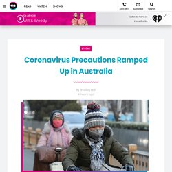 Coronavirus Precautions Ramped Up in Australia