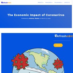 The Economic Impact of Coronavirus