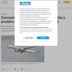 Coronavirus : Air France incite ses salariés à prendre des congés, avec ou sans solde - Le Parisien