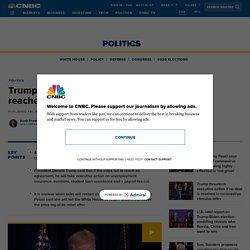 Coronavirus stimulus updates: Relief bill stalls, Trump mulls executive order