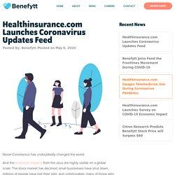 Coronavirus Updates Feed