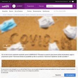 Coronavirus : pas de vacances pour la recherche